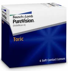 PureVision Toric (2 x 3 pack)