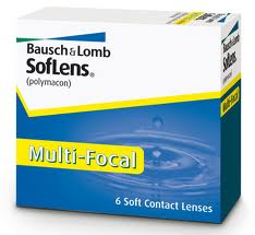 Soflens Multifocal (1 x 6 pack)