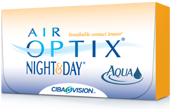 Air Optix Night and Day (1 x 6 pack)