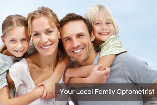 Your local family optometrist